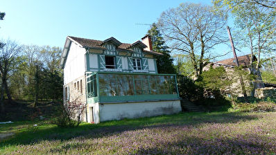 Old house Saint Leger En Yvelines 100 m² 1200 m² land